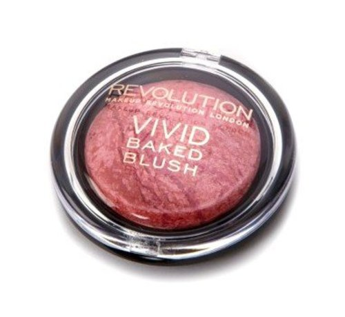 Makeup Revolution Baked Blushers - Loved Me The Best - Blush