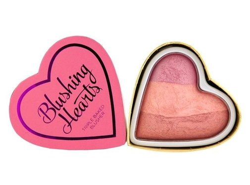 I Heart Revolution Hearts Blusher - Candy Queen of Hearts