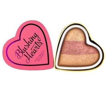 I Heart Revolution Hearts Blusher - Peachy Keen Heart