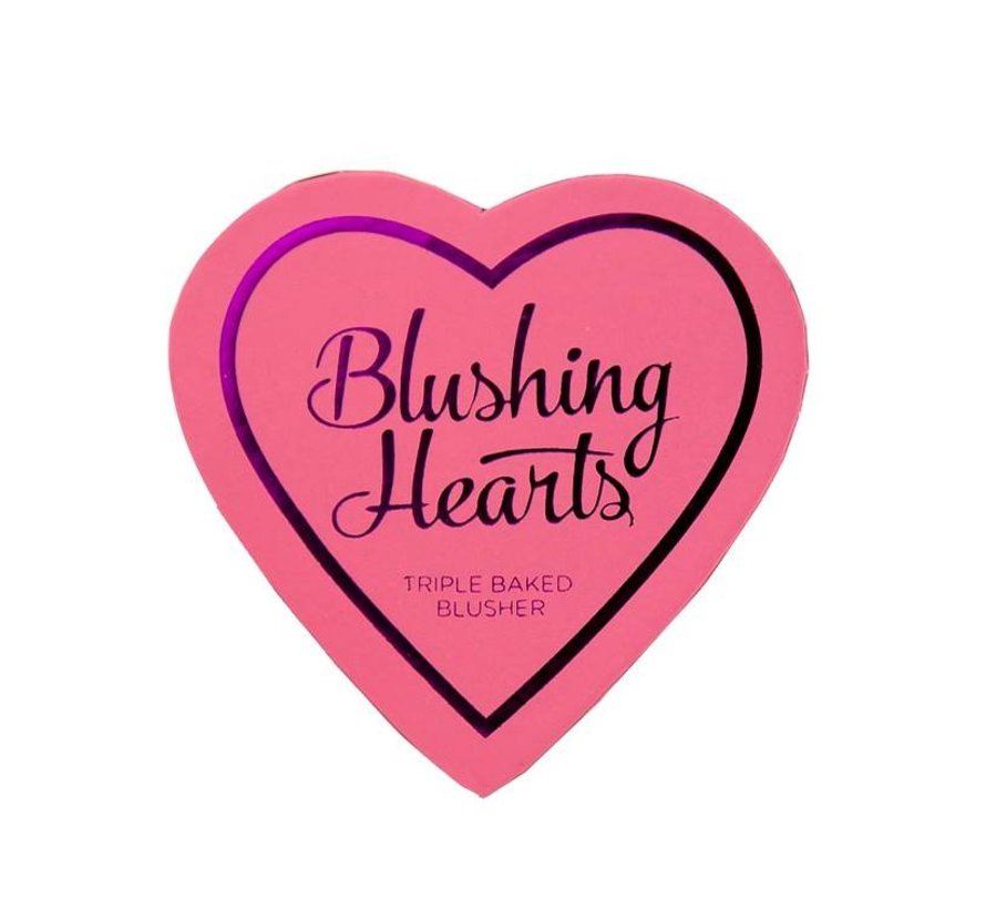 Hearts Blusher - Peachy Keen Heart - Blush
