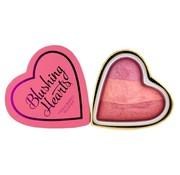 I Heart Revolution Hearts Blusher - Blushing Heart