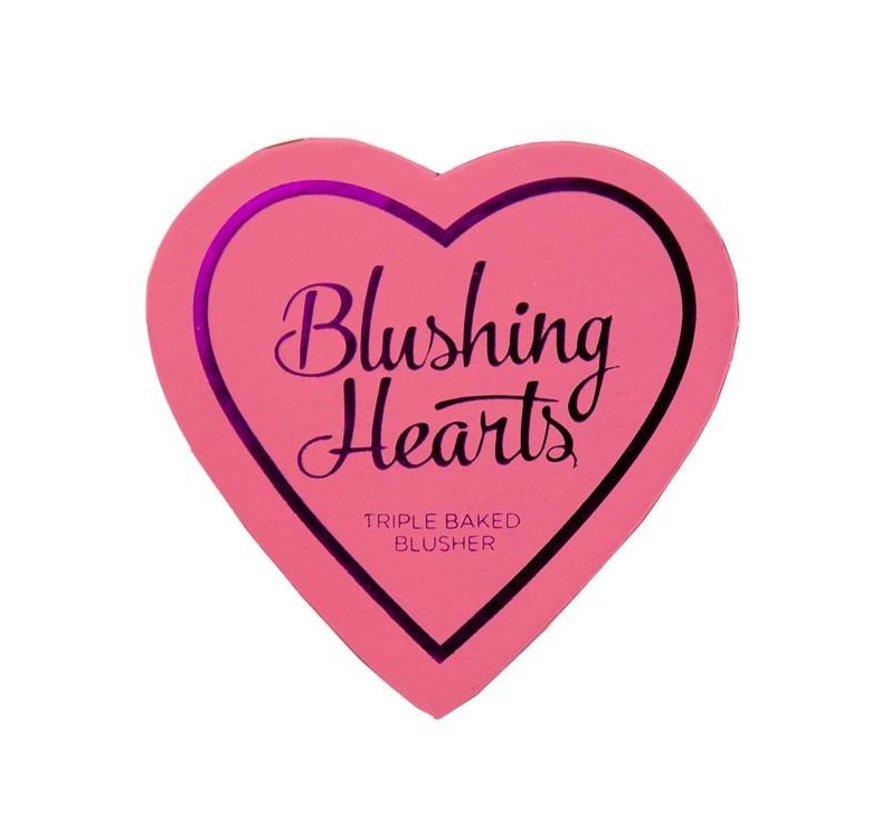 Hearts Blusher - Blushing Heart - Blush
