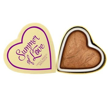 I Heart Revolution Hearts Bronzer - Love Hot Summer