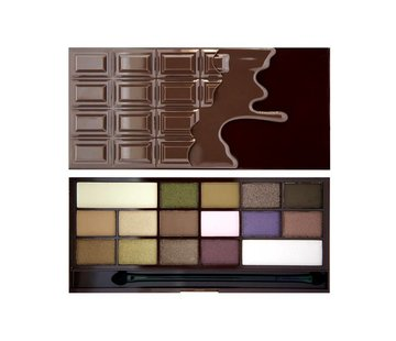 Makeup Revolution Wonder Palette - I Heart Chocolate
