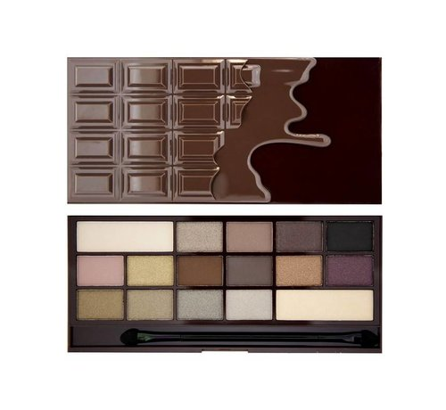 Makeup Revolution Wonder Palette - Death By Chocolate - Oogschaduw