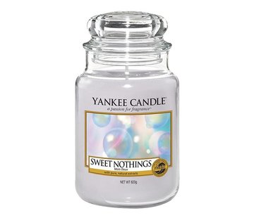Yankee Candle Sweet Nothings - Large Jar