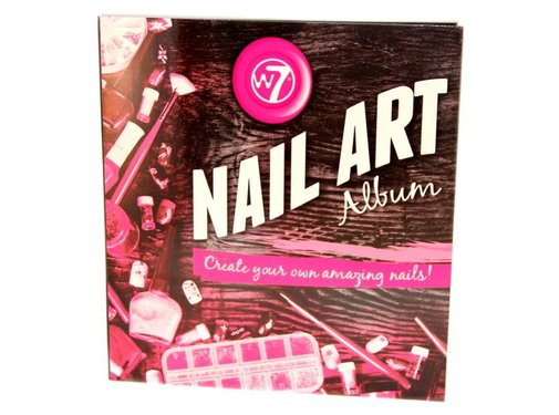 W7 Make-Up Nail Art Kit