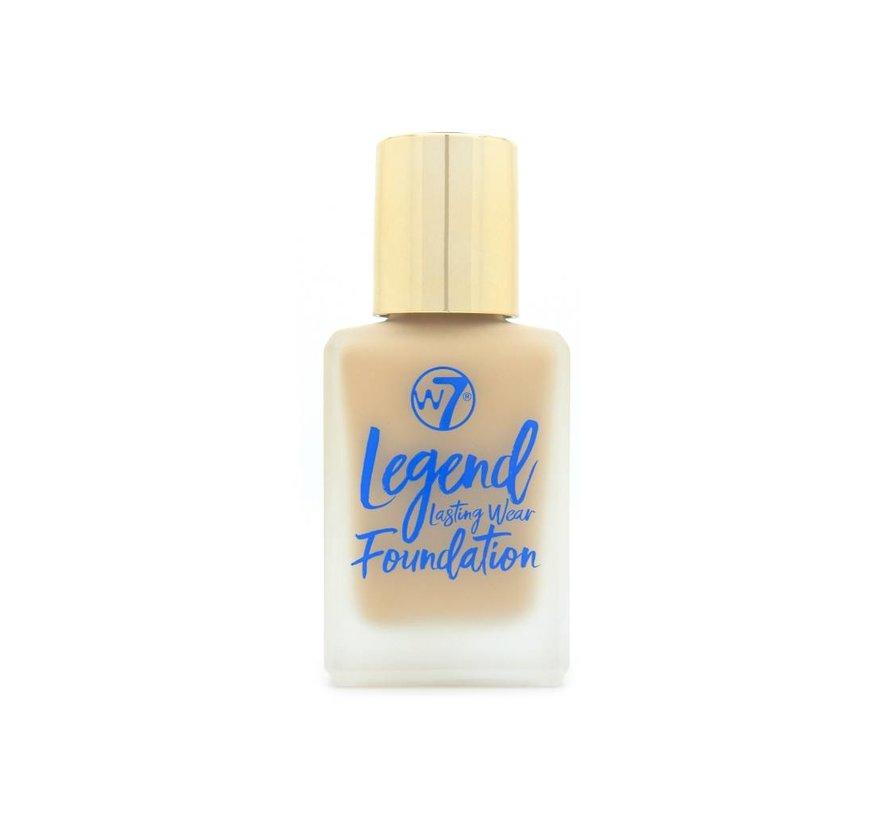 Legend Foundation - Sand Beige