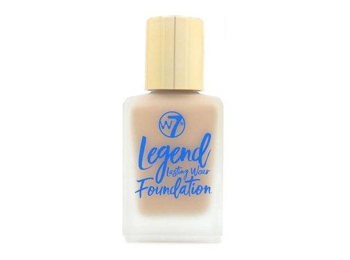 W7 Make-Up Legend Foundation - Natural Beige