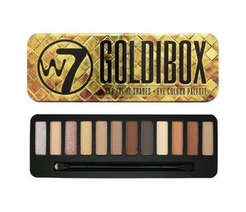 W7 Make-Up Goldibox