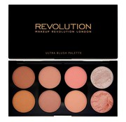 Makeup Revolution Ultra Blush & Contour Palette - Hot Spice