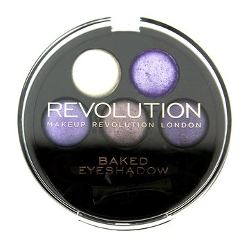 Makeup Revolution 5 Baked Eyeshadows - Electric Dreams