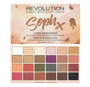 Makeup Revolution Soph Eyeshadow Palette
