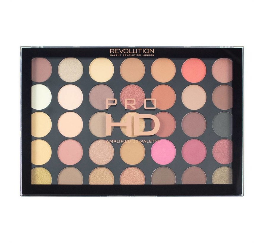 Pro HD Palette Amplified - Socialite