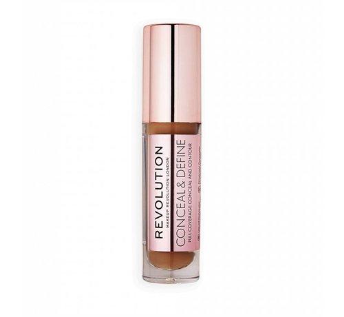 Makeup Revolution Conceal & Define Concealer - C14