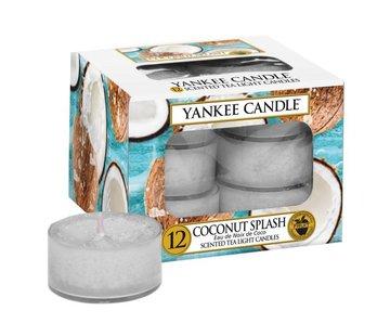 Yankee Candle Coconut Splash  - Tea Lights