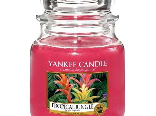 Yankee Candle Tropical Jungle - Medium Jar