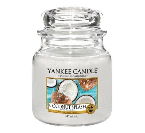 Yankee Candle Coconut Splash -  Medium Jar