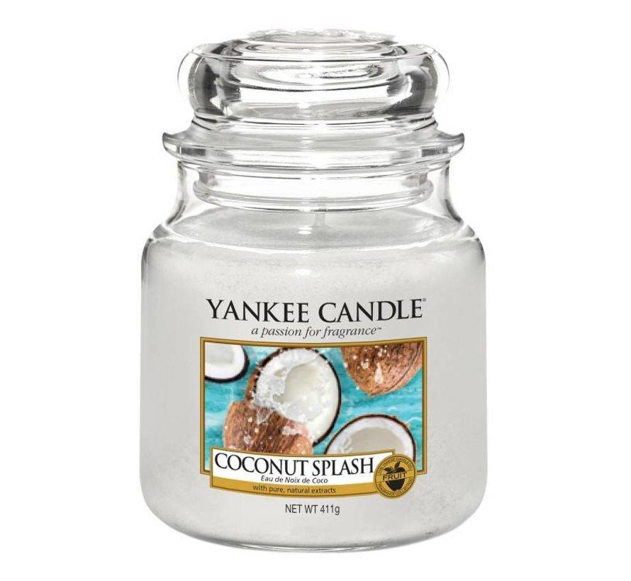 Coconut Splash -  Medium Jar