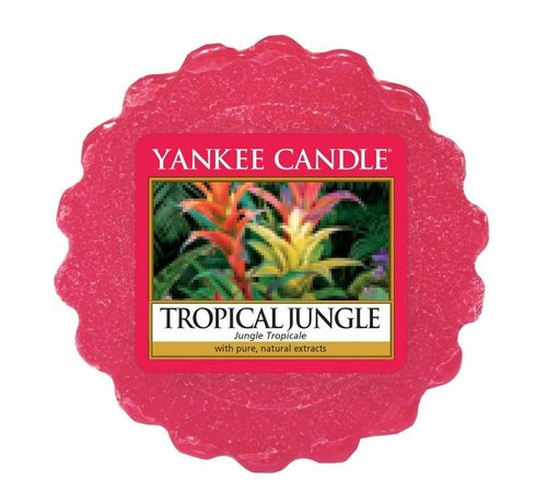Yankee Candle Tropical Jungle - Tart