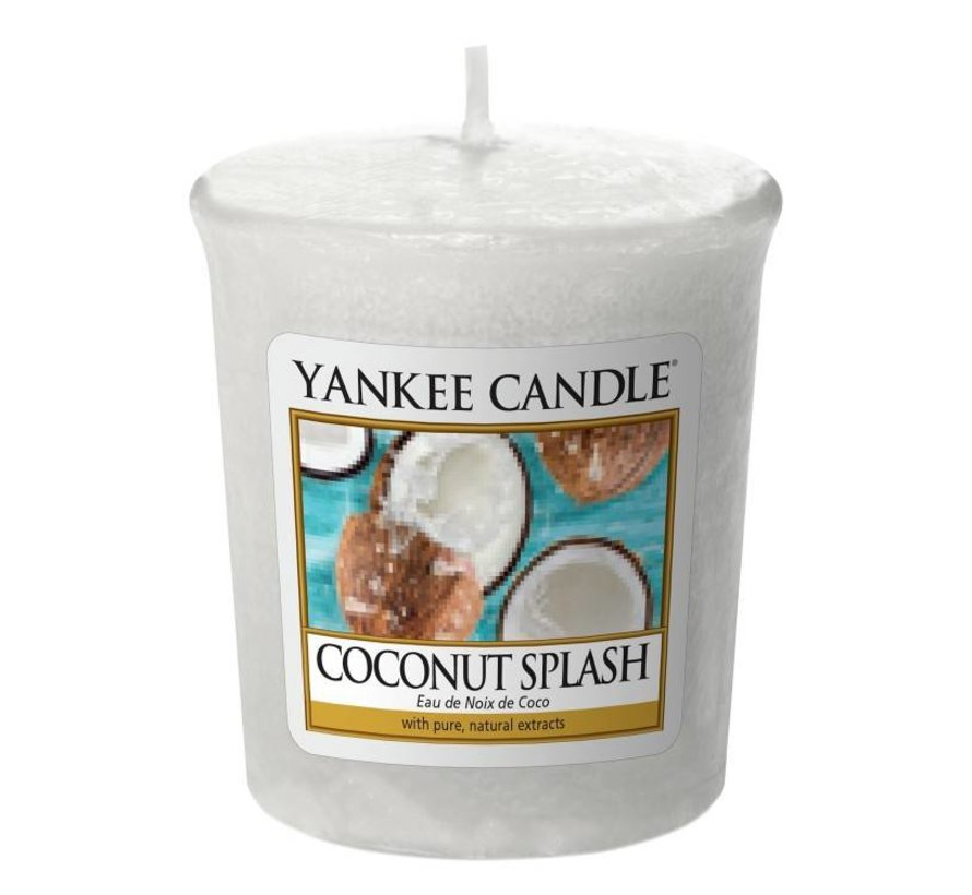 Votive - Coconut Splash