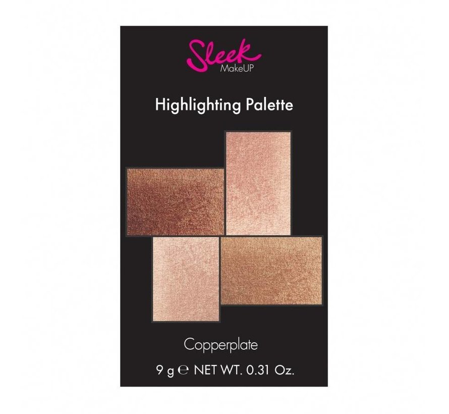 Copperplate Highlighting Palette