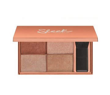 Sleek MakeUP Copperplate Highlighting Palette