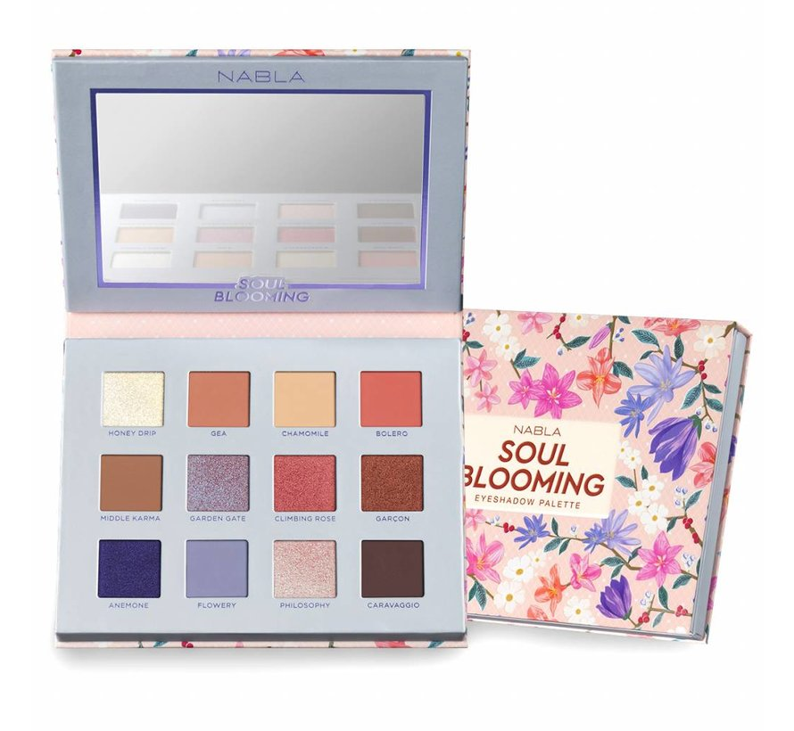 Soul Blooming Eyeshadow Palette