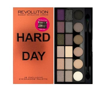 Makeup Revolution Salvation Palette - Hard Day