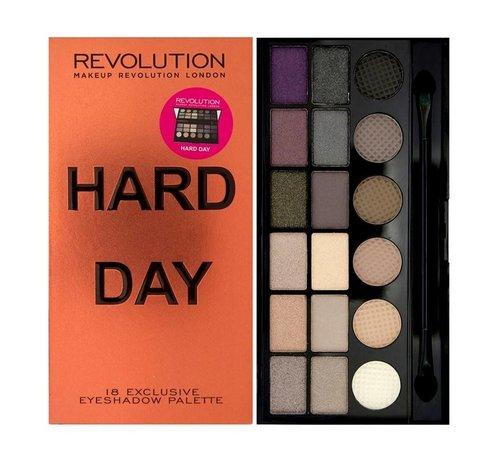 Makeup Revolution Salvation Palette - Hard Day - Oogschaduw