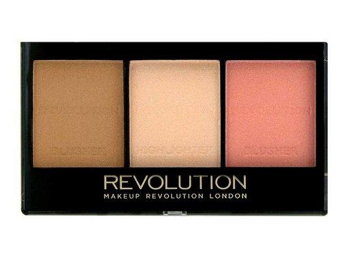Makeup Revolution Ultra Sculpt & Contour Kit - Ultra Fair
