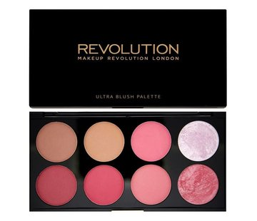 Makeup Revolution Ultra Blush & Contour Palette - Sugar and Spice