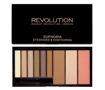 Makeup Revolution Euphoria Palette - Bronzed Euphoria