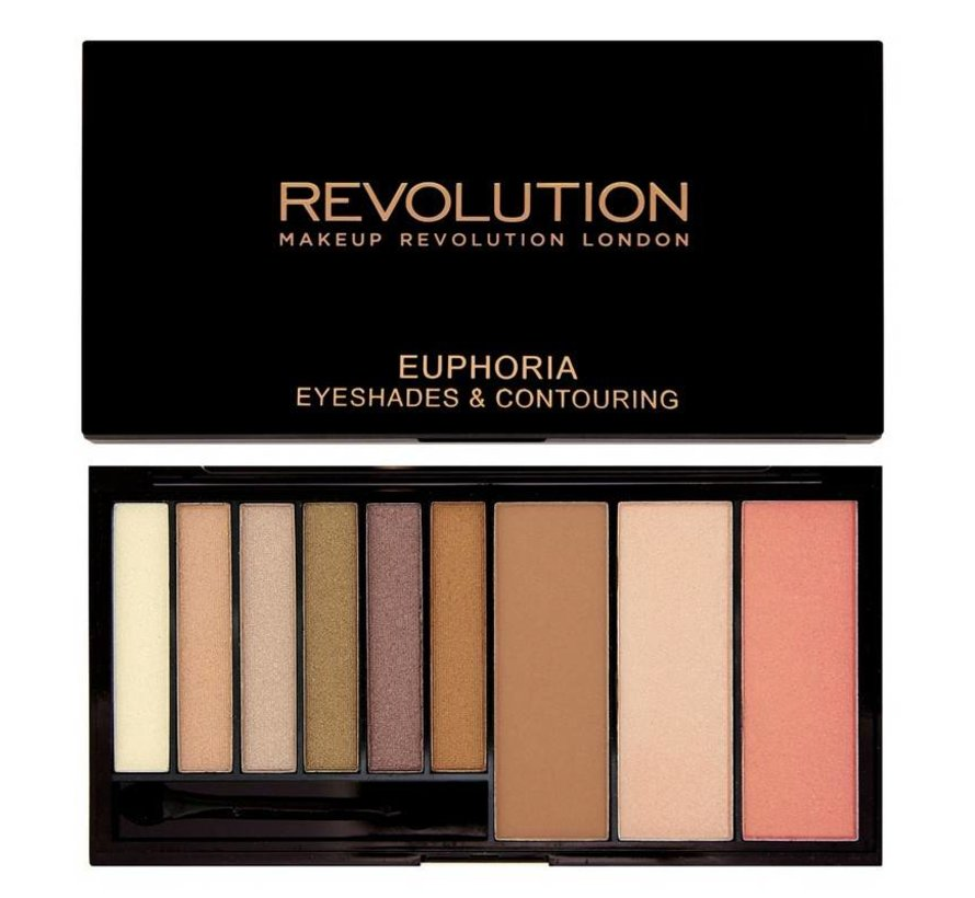 Euphoria Palette - Bronzed Euphoria - Palette