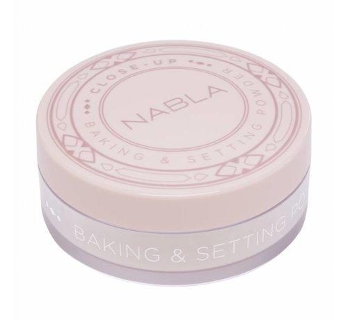 NABLA Close-Up Baking & Setting Powder