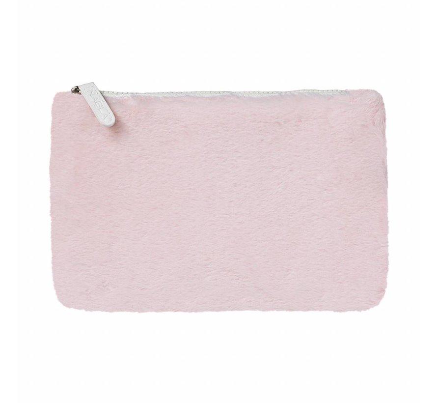 Fluffy Makeup Bag