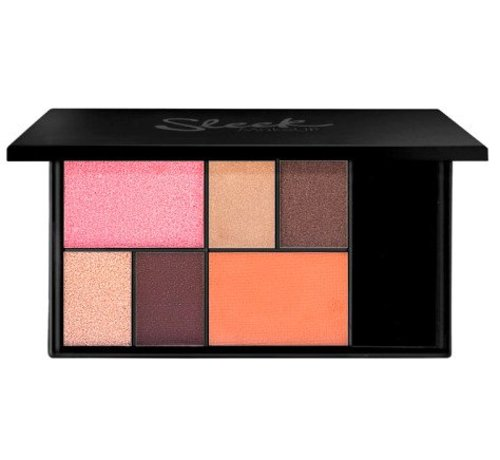 Sleek MakeUP Dancing Til Dusk - Eye & Cheek Palette - Palette