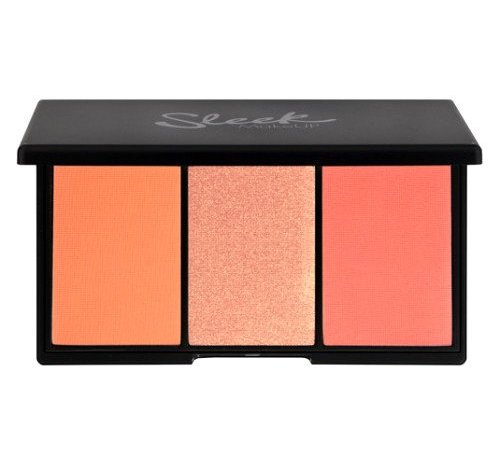 Sleek MakeUP Blush By 3 Palette - 367 Lace - Blusher