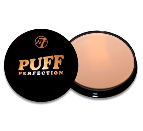 W7 Make-Up Puff Perfection - True Touch - Poeder