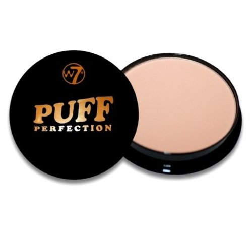 W7 Make-Up Puff Perfection - Fair - Poeder