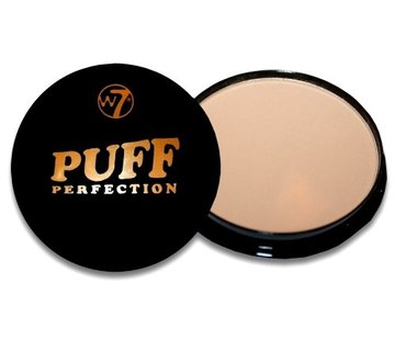 W7 Make-Up Puff Perfection - New Beige