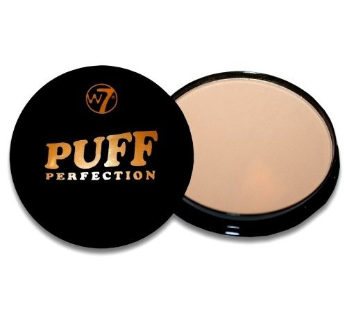 W7 Make-Up Puff Perfection - New Beige - Poeder