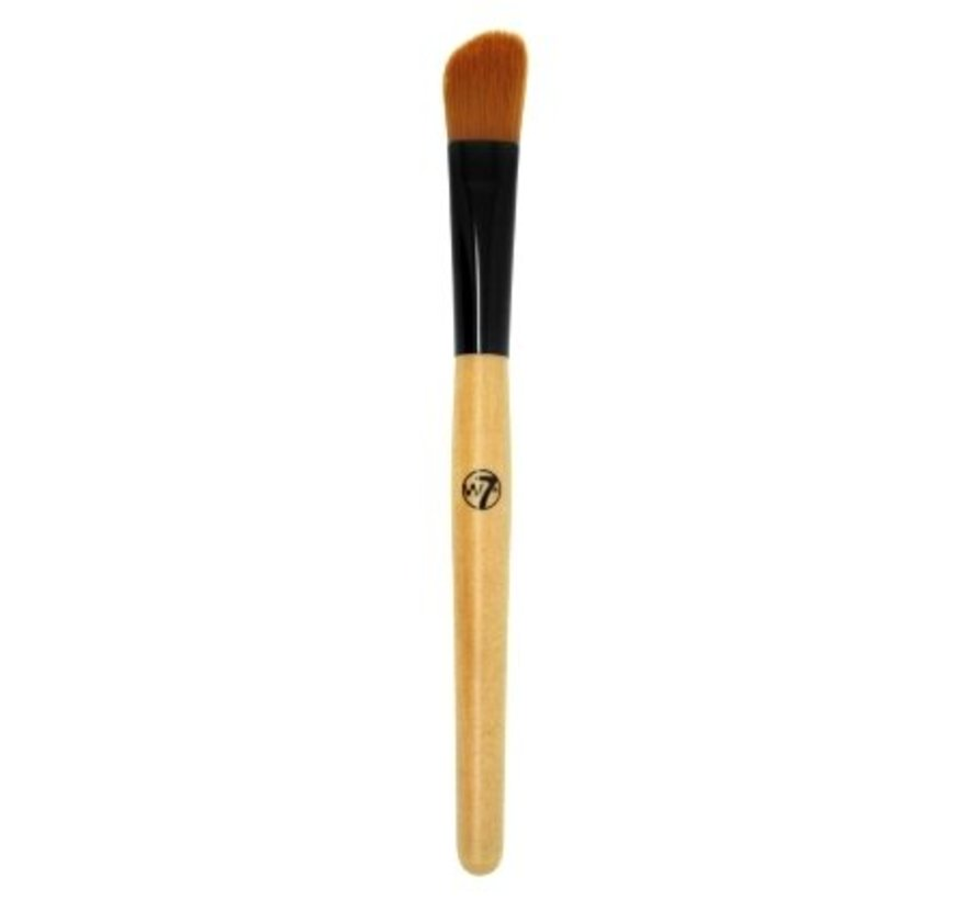 Angled Foundation Brush - Make-up Kwast