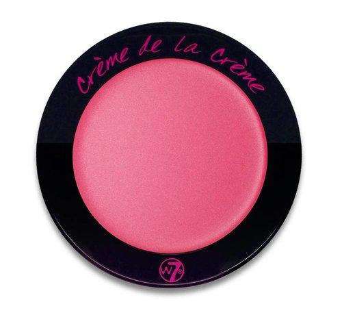 W7 Make-Up Crème de la Crème - Rosy - Blush