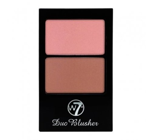 W7 Make-Up Duo Blusher - 4