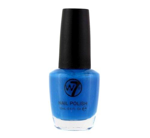 W7 Make-Up - Neon Blue - Nagellak