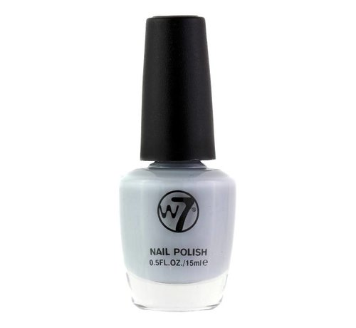 W7 Make-Up - 144 Powder Grey - Nagellak