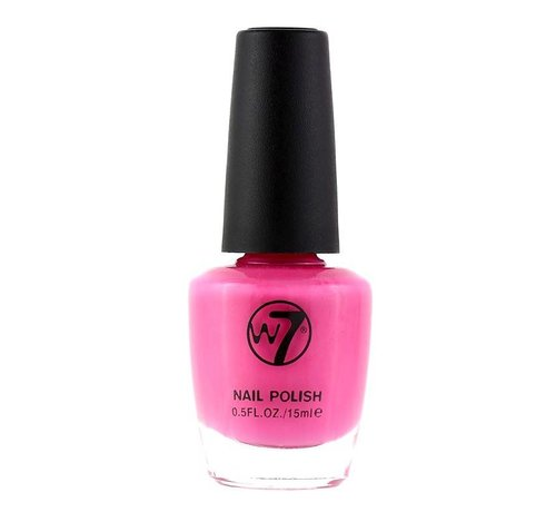 W7 Make-Up - 20 Barbie Pink - Nagellak