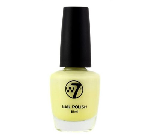 W7 Make-Up - 64 Sheer Lemon - Nagellak
