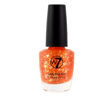 W7 Make-Up - 169 Orange Flakes